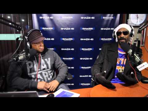 FULL INTERVIEW: Snoop Lion on Conflict with Tupac, Last Moments with Biggie, &amp; Gang Banging
