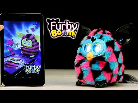 Nowy Furby Boom wersja PL - recenzja sławnego futrzaka - ekajtek.pl
