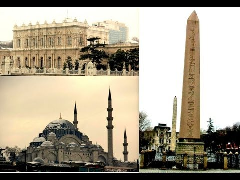 Top Attractions of Istanbul, Turkey