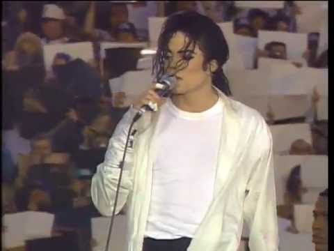 Michael Jackson - Heal The World - LIVE (SuperBowl January 31, 1993) MILLENNIUM LIVE