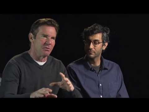 Actor Dennis Quaid Interview : About his new film,