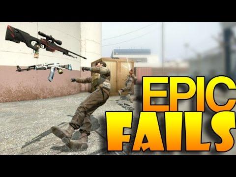 CS:GO - Epic FAILS! #19