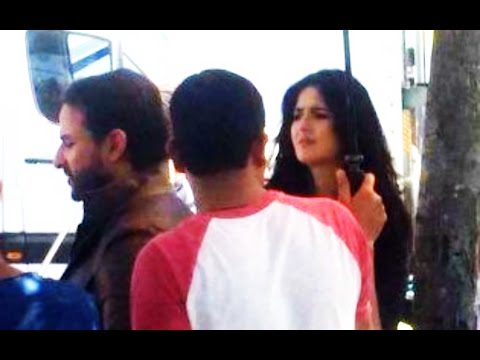 Phantom | Saif Ali Khan And Katrina Kaif Look Revealed