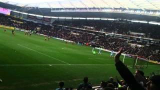 Edin Dzeko v Hull away