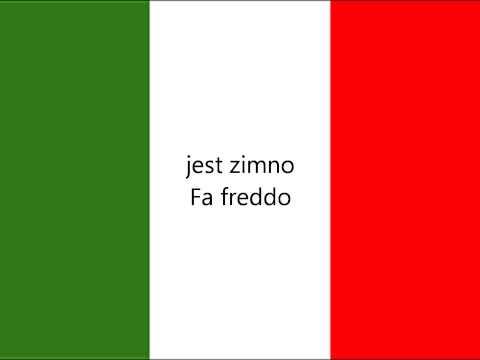 Włoska Lekcja: Codzienne Wyrażenia