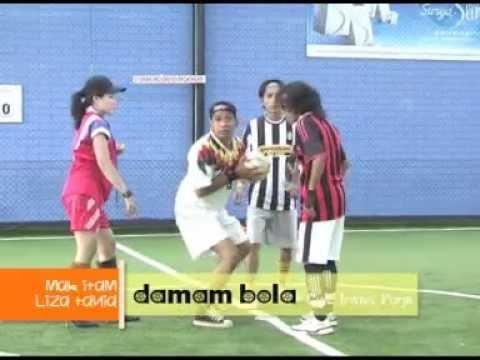 Damam Bola - (mak Itam & Liza Tania) video
