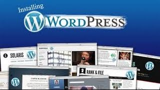 Learn how to install wordpress part 01