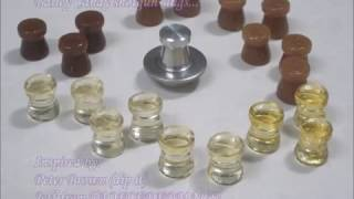 Candy Shotgun slugs