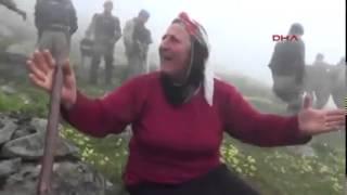 Türkiye Karadenizli Bu Teyzeyi Konuşuyor #DirenKaradeniz
