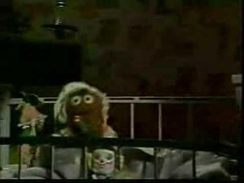 Sesame Street - I Cry