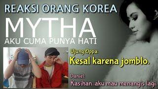 download lagu Orang Korea Baper Mendengar Lagu Indonesiaaku Cuma Punya Hati gratis
