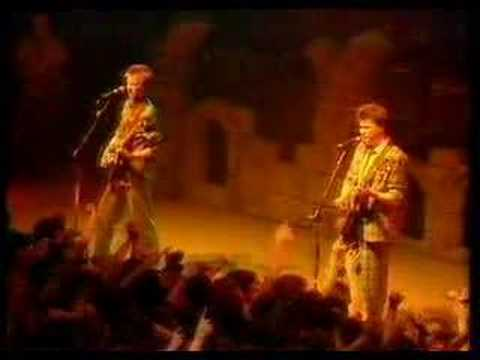 Big Country - Rememberance Day