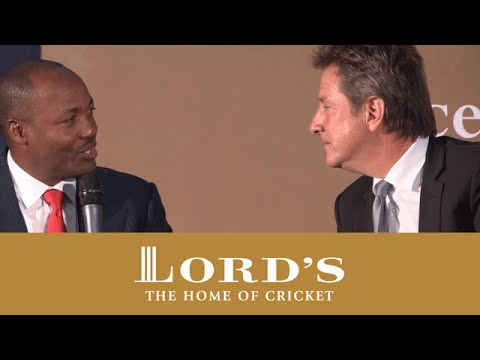 Brian Lara on the 'Art of Batting' & Breaking Records | MCC vs Rest of the World Dinner