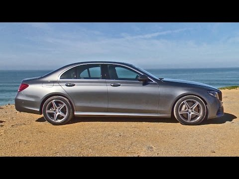 2017 Mercedes E-Class Test Drive - E350d Review