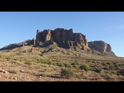 Lost Dutchman State Park, Apache Junction, AZ