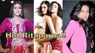 Desi Babe Ritu Aparna Sen's Hot Photoshoot
