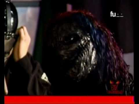 Slipknot Uranium 2004 Interview - Corey Taylor, Joey Jordison, Chris Fehn&Jim Root   Rare