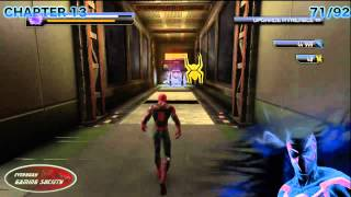 Spider-Man: Edge of Time - Golden Spiders (Act 3)