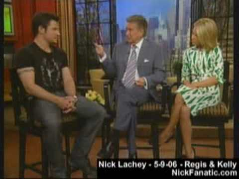 Nick Lachey - What's Left Of Me (Live @ Regis & Kelly 09/05/2006)