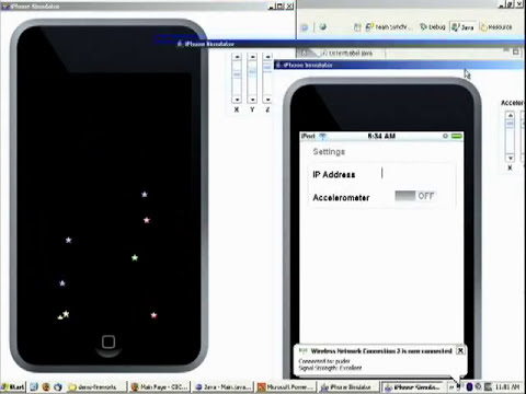 Developing iPhone Applications using Java