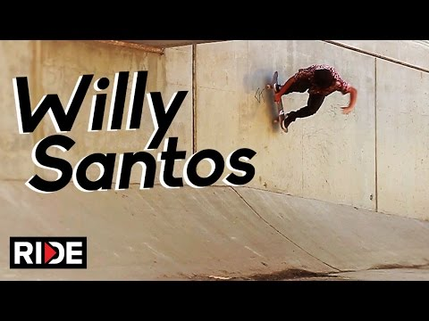 Willy Santos 2015 Video Part - Connecting The Dots