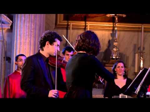 Concert La Virtuosité dans la musique baroque