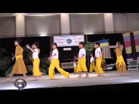 Faoct Folk Dancers itik Itik video