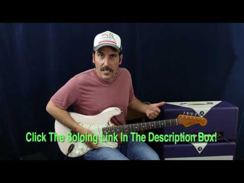 Master Your Blues Rock Soloing - Learn To Solo Over Chord Changes - Guitar Lesson - Part 2