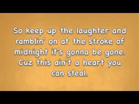 Not Your Cinderella Lyrics