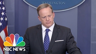 White House: Goal Of Immigration Agenda Is Not Mass Deportation | NBC News