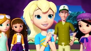 Polly Pocket | Polly and friends 30 Minutes Compilation | Cartoons for Children | Kids TV Shows