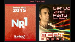 Mert Hakan feat. Serel - Get Up & Party (Radio Edit)