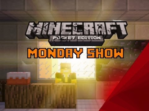 0.9.0 Release Info and Boats Minecraft Pocket Edition Weekly Show #6
