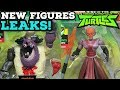 Rise of The TMNT   LEAKED NEW FIGURES! Foot Lieutenant, Albearto & MORE! [Line 2 Action Figures] thumbnail