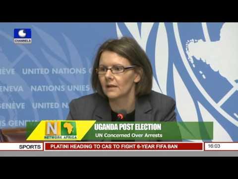 Network Africa: Jill Craig Speaks On UN's Concern On Uganda Post Election Arrests