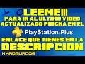 LEER DESCRIPCION DEL VIDEO:NUEVO METODO  Como tener Playstation Plus Gratis Marzo de 2015 
