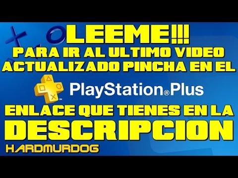 PINCHA EN EL LINK DEL VIDEO:NUEVO METODO |Como tener Playstation Plus Gratis Marzo de 2015|