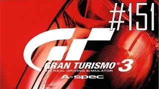 Let's Play Gran Turismo 3 #151 - An Odd Wreck