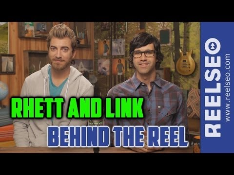 Rhett & Link: Behind the Reel with YouTube Viral Masters [Interview]