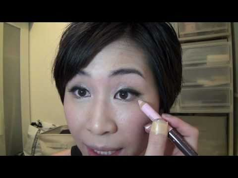 Makeup Secret 之 NYX 雙頭眉筆 及 眉臘筆用法