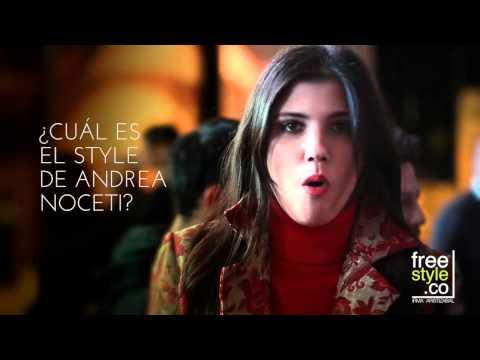 Andrea Noceti para free-style.co