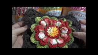 Learn How to Crochet & Knit Twisted Scrubbie (Scrubbies