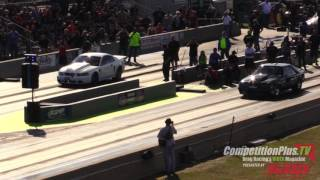 LIGHTS OUT 8 - INCREDIBLE WHEELSTAND WIN BY OUTLAW DRAG RADIAL RACER