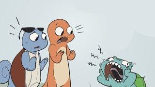 Bulbasaur's Problem FULL VERSION [ Pokemon Comic]