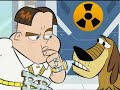 KidsWB Video: Johnny Test Clip- (Johnny vs.Brain Freezer) Video