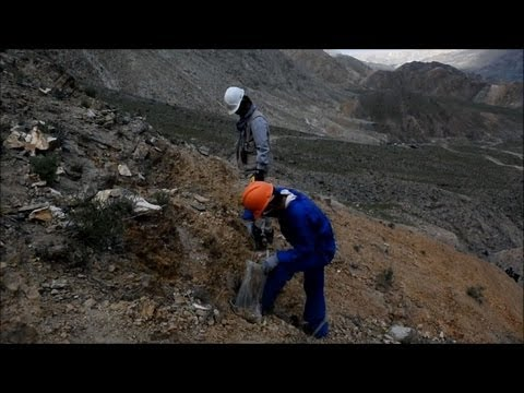 Afghan village gold mine lures modern-day prospectors