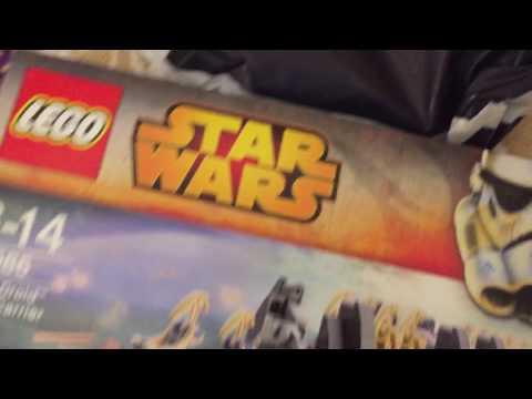 Мои покупки в Берлине! (Lego Star Wars и т.д.)