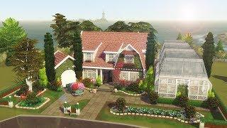 CASA DE UM JARDINEIRO │ The Sims 4 (Speed Build)