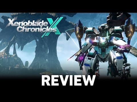 Xenoblade Chronicles X - Review - German / Deutsch Wii U