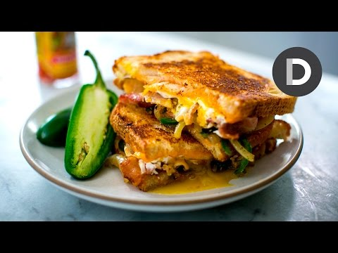 Ultimate Fried Egg Sandwich Feat. The Kitchy Kitchen!
